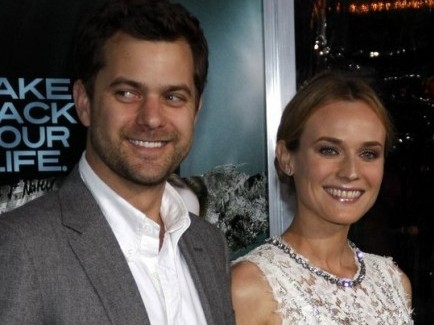 Joshua Jackson and Diane Kruger. Photo: David Gabber / PR Photos