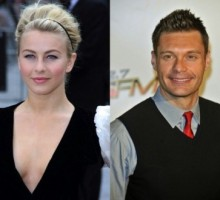 Julianne Hough Reveals How Ryan Seacrest Spoils Her