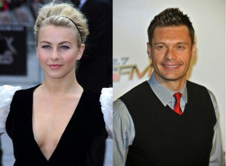 Cupid's Pulse Article: Julianne Hough Reveals How Ryan Seacrest Spoils Her