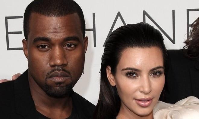 Kanye West and Kim Kardashian. Photo: Pixplanete / PR Photos