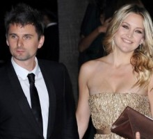 Kate Hudson's Fiance Matthew Bellamy Throws Her a Surprise Bday Bash