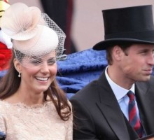 Prince William Comments on Kate's Morning Sickness