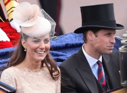 Cupid's Pulse Article: Prince William Comments on Kate's Morning Sickness