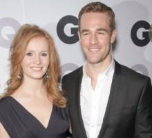 James and Kimberly Van Der Beek Hit New West Hollywood Nightclub