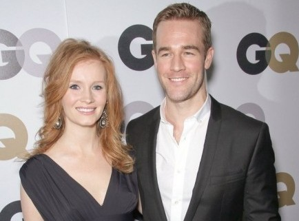 Cupid's Pulse Article: James and Kimberly Van Der Beek Hit New West Hollywood Nightclub
