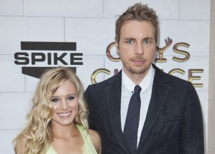 Kristen Bell and Dax Shephard. Photo: Emiley Schweich / PR Photos