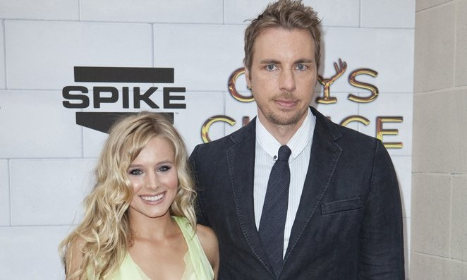 Cupid's Pulse Article: Kristen Bell and Dax Shepard Consider Having Kids Out of Wedlock