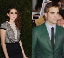 Robert Pattinson & Kristen Stewart Steal Private Time