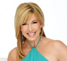 "'America Now' Host Leeza Gibbons Says, ""Until You Think You're Worth the Love You're Looking For, It Will Elude You"""