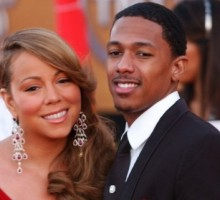 Nick Cannon and Mariah Carey Bid $2,000 on Shoes at a Charity Event