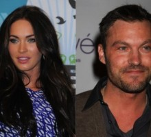 Brian Austin Green Avoids Megan Fox Pregnancy Rumors