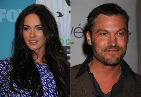 Cupid's Pulse Article: Brian Austin Green Avoids Megan Fox Pregnancy Rumors