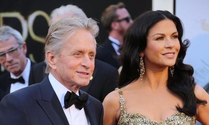 Cupid's Pulse Article: Michael Douglas and Catherine Zeta-Jones Separate