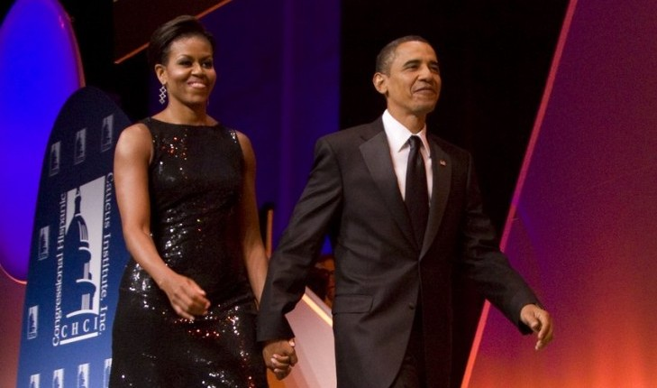 10 Times We Learned Love Advice From Celebrity Couples: Barack and Michelle Obama