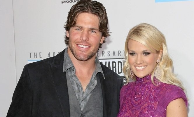 Cutest Celebrity Baby Announcements: Mike Fisher and Carrie Underwood