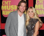 Celebrity News: Carrie Underwood Kisses Husband Mike Fisher After Winning the CMT Female Music Video of the Year