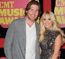 Carrie Underwood Wins Big at the CMT Awards — And Her Husband Hugs Brad Paisley First!