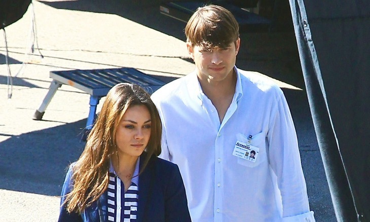 Cupid's Pulse Article: Pregnant Mila Kunis Goes On Burger Date with Ashton Kutcher