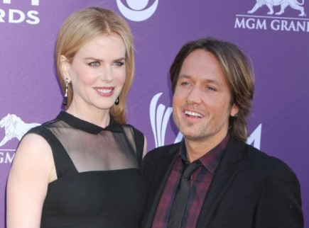 Nicole Kidman and Keith Urban. Photo: PRN / PR Photos