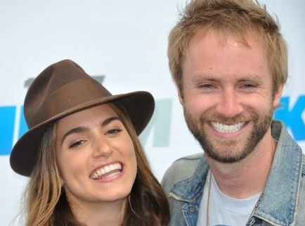 Nikki Reed and Paul McDonald. Photo: richard shotwell / PR Photos