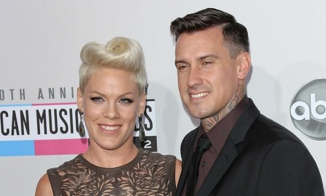 Cupid's Pulse Article: Celebrity Couple News: Pink & Carey Hart Are 'Solid' After Two Breaks from Their Marriage