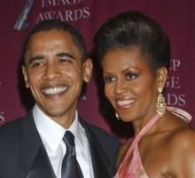 President Obama Rocks Michelle's Bangs at Correspondents' Dinner
