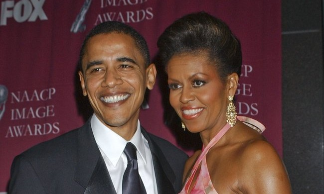 Cupid's Pulse Article: President Obama Rocks Michelle's Bangs at Correspondents' Dinner