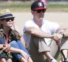 Reese Witherspoon and New Hubby Jim Toth Spotted on Honeymoon