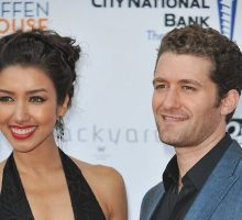 Celebrity Parents: 'Glee' Star Matthew Morrison Gushes Over Fatherhood