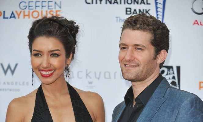 Cupid's Pulse Article: Celebrity Parents: 'Glee' Star Matthew Morrison Gushes Over Fatherhood