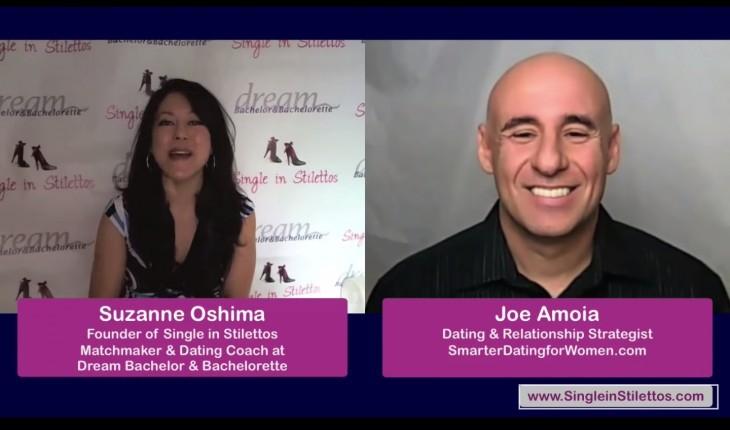 Joe amoia smarter dating