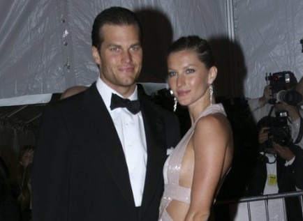 Tom Brady and Gisele Bundchen. Photo: Wild1 / PR Photos