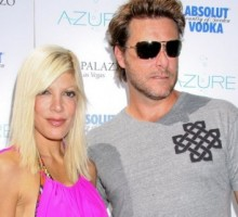 Celebrity Couple: Tori Spelling Gets Spinning Diamond Ring from Dean McDermott for Anniversary