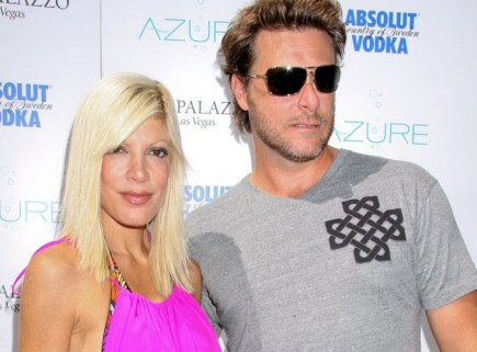 Tori Spelling and Dean McDermott. Photo: PRN / PR Photos