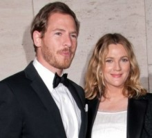 Drew Barrymore and Will Kopelman Make First Post-Baby Apperance
