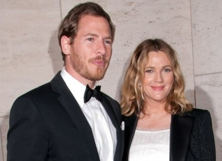 Cupid's Pulse Article: Drew Barrymore and Will Kopelman Make First Post-Baby Apperance
