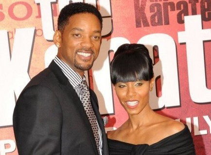 Will Smith and Jada Pinkett Smith. Photo: Pixplanete / PR Photos