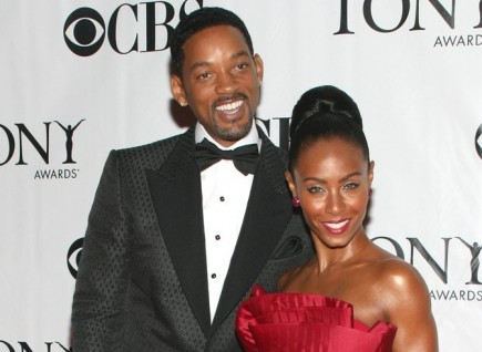 Will Smith and Jada Pinkett Smith. Photo: Sylvain Gaboury / PR Photos