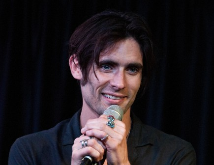 Cupid's Pulse Article: All-American Rejects Singer Tyson Ritter Ties the Knot