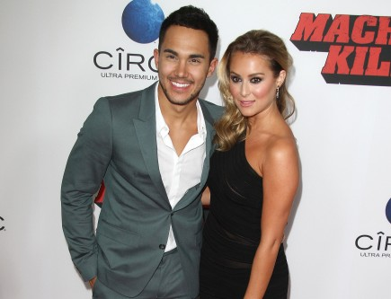 celebrity couples, Carlos Pena, Alexa Vega
