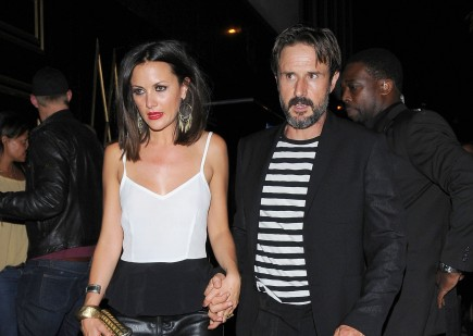 Cupid's Pulse Article: David Arquette Is Engaged to Girlfriend Christina McLarty