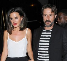 David Arquette Is Engaged to Girlfriend Christina McLarty