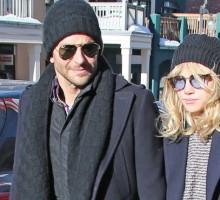 Bradley Cooper and Girlfriend Suki Waterhouse Go Public at Sundanace
