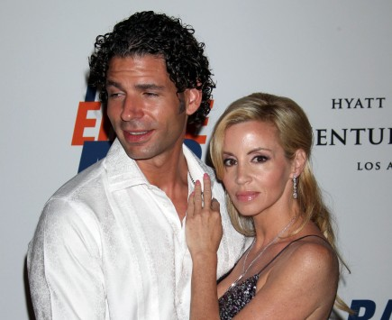 Cupid's Pulse Article: Camille Grammer Is Granted Permanent Restraining Order Against Ex-Boyfriend