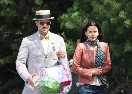 celebrity couples, David Arquette, Courteney Cox