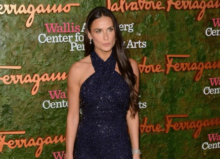 Demi Moore Dating Musician Sean Friday