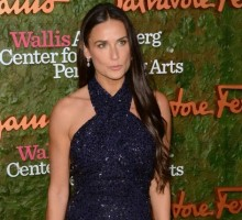 Demi Moore Is 'Jealous and Frustrated' by Ashton Kutcher and Mila Kunis' Relationship