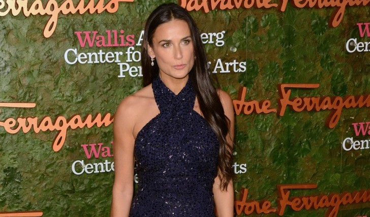 Cupid's Pulse Article: Demi Moore Is 'Jealous and Frustrated' by Ashton Kutcher and Mila Kunis' Relationship