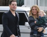 Former Celebrity Couple Hilary Duff & Mike Comrie Vacation in Hawaii After Divorce