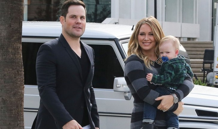 celebrity couples, Hilary Duff, Mike Comrie